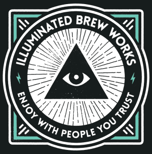 illuminated brew works represents west loop at neighbors of west loop craft beer fest