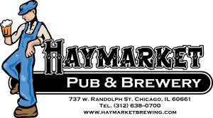 haymarket pub and brewery to represent the west loop at craft beer festival in west loop