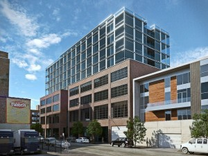 Rendering of currently underway 171 N. Aberdeen