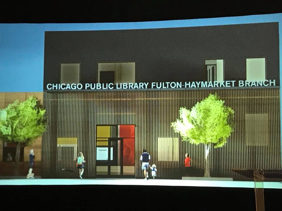 West Loop Chicago Public Library April 4th Meeting Recap Neighbors Of West Loop